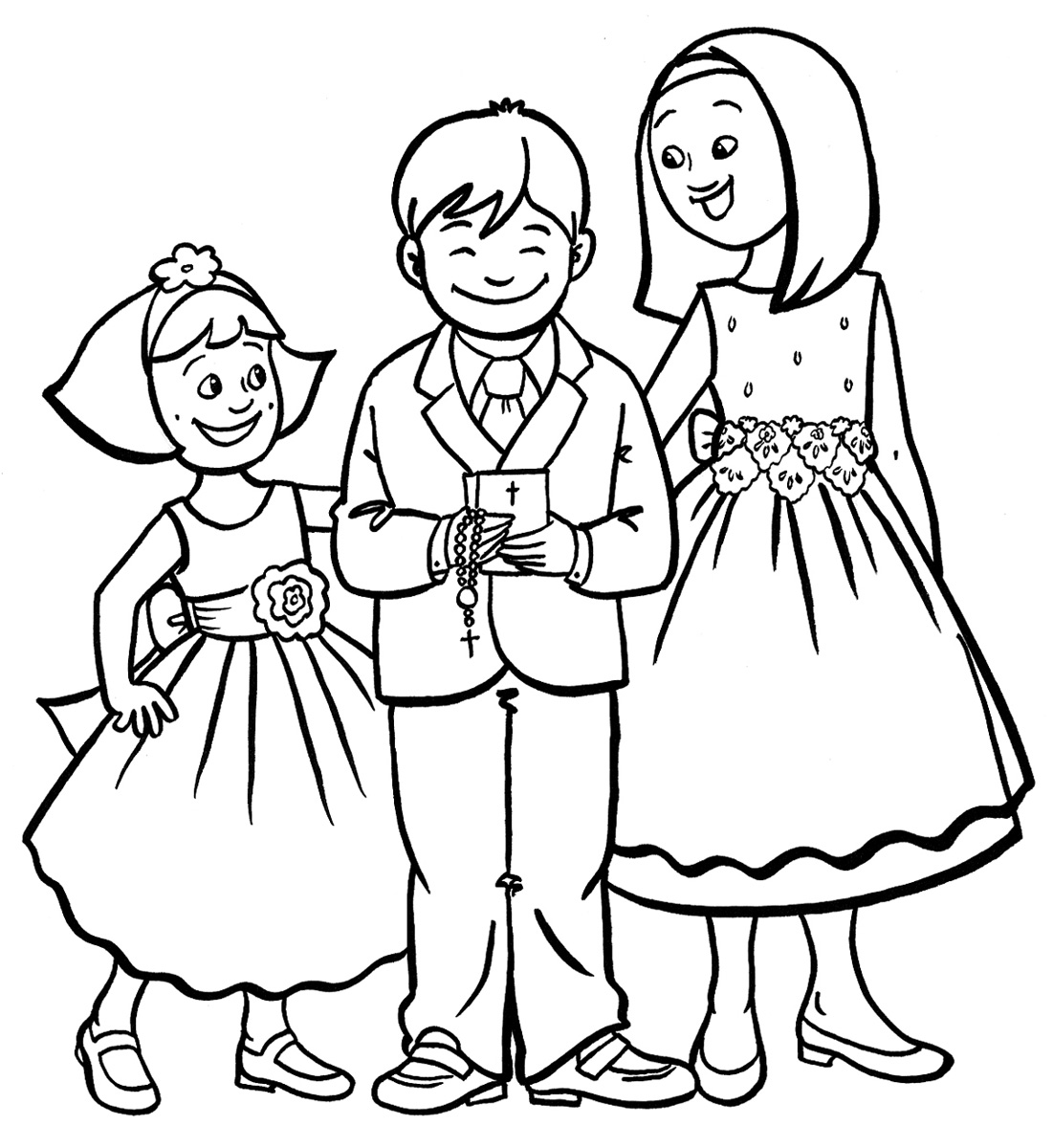 Coloring pages communion clipart best for Communion for kids coloring pages