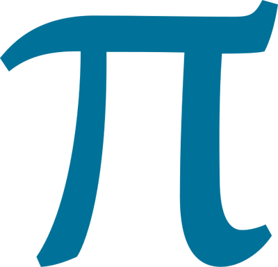 Pi symbol clipart best for Pi character