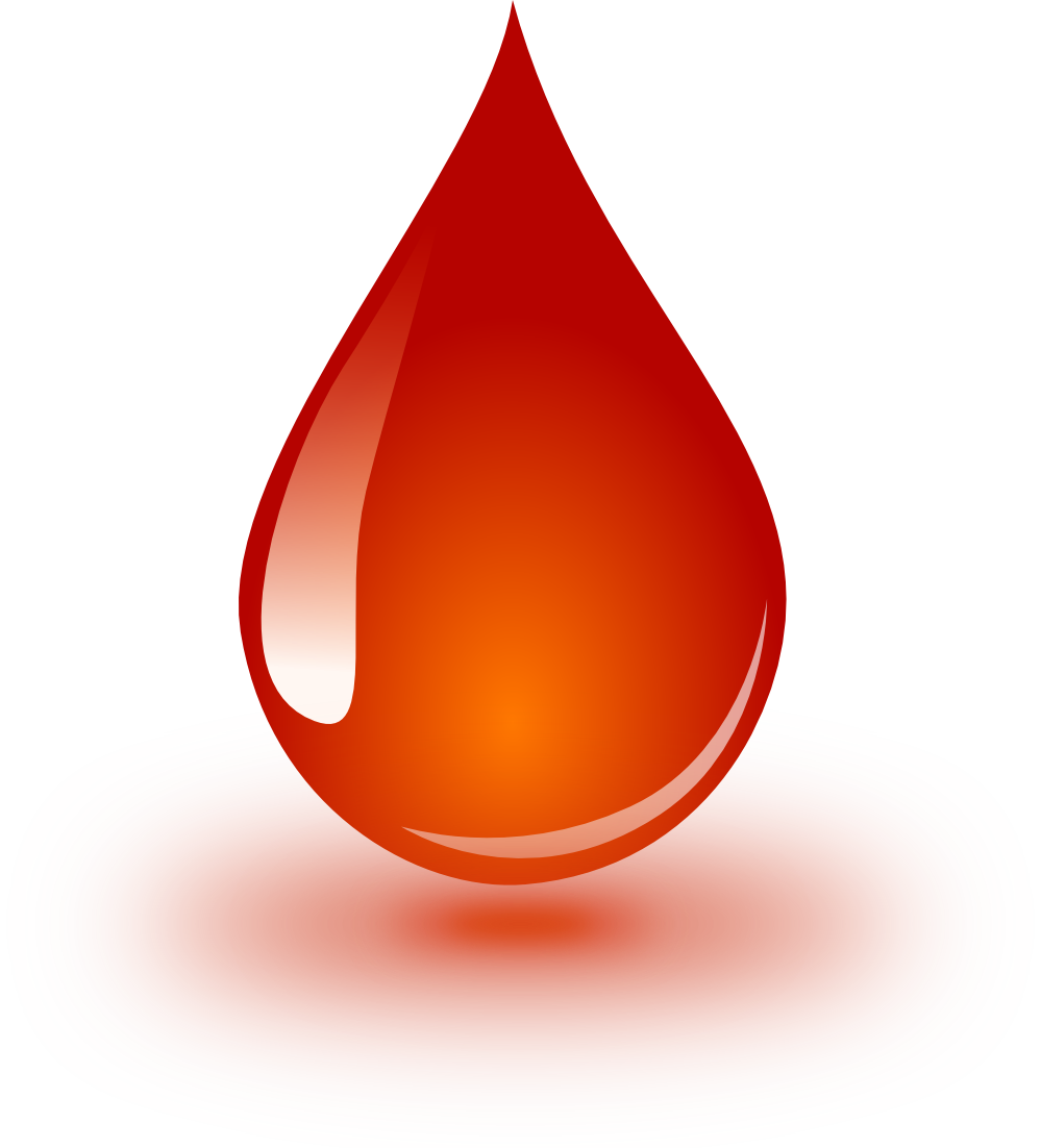clipart picture of blood - photo #45