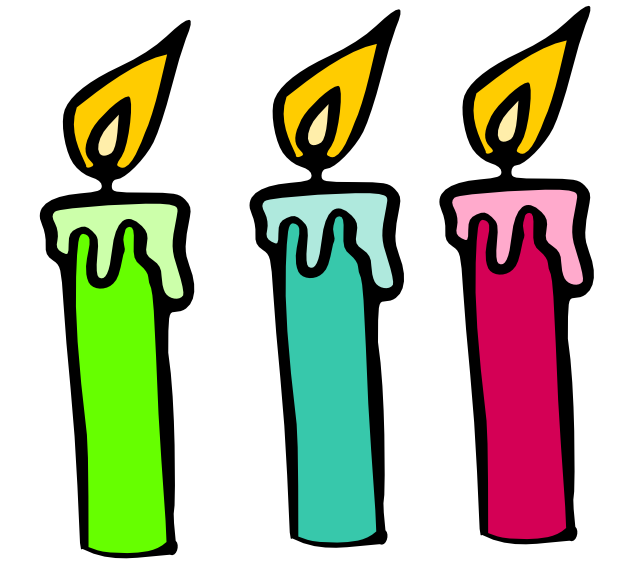 cartoon birthday candles clipart best birthday candle clip art black and white birthday candle clipart images free