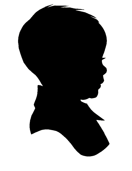 Child Silhouette - ClipArt Best