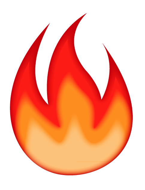 Flame Vector - ClipArt Best