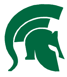 Michigan State Spartans Helmet - ClipArt Best