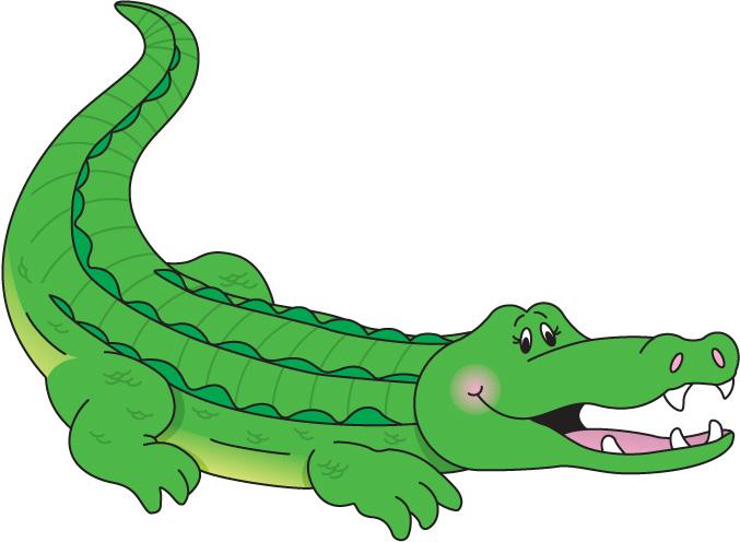free animated alligator clipart - photo #24