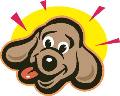 Happy Dog Clip Art - ClipArt Best