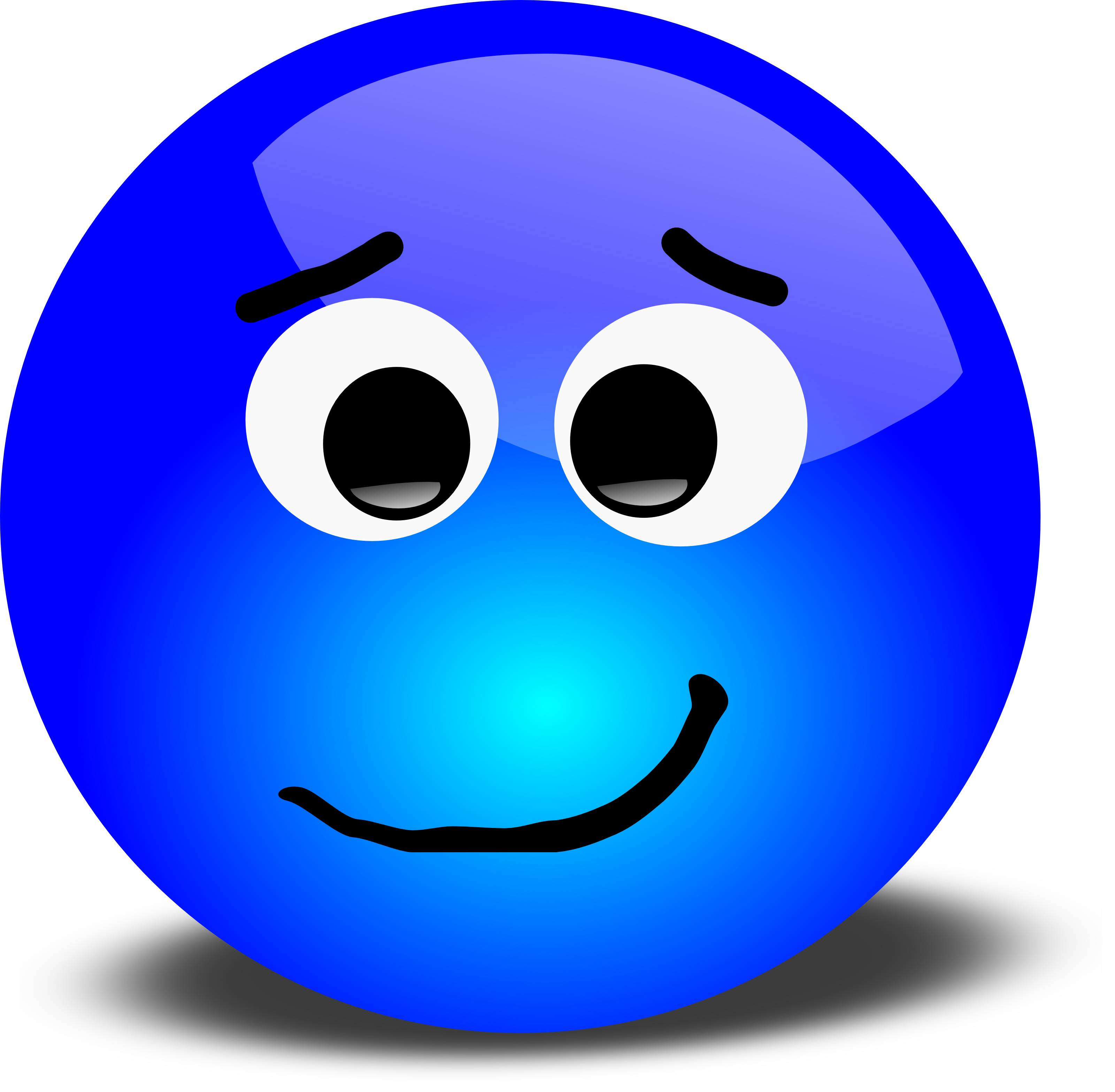 Straight Line Smiley Face Clip Art : Image gallery serious smiley face