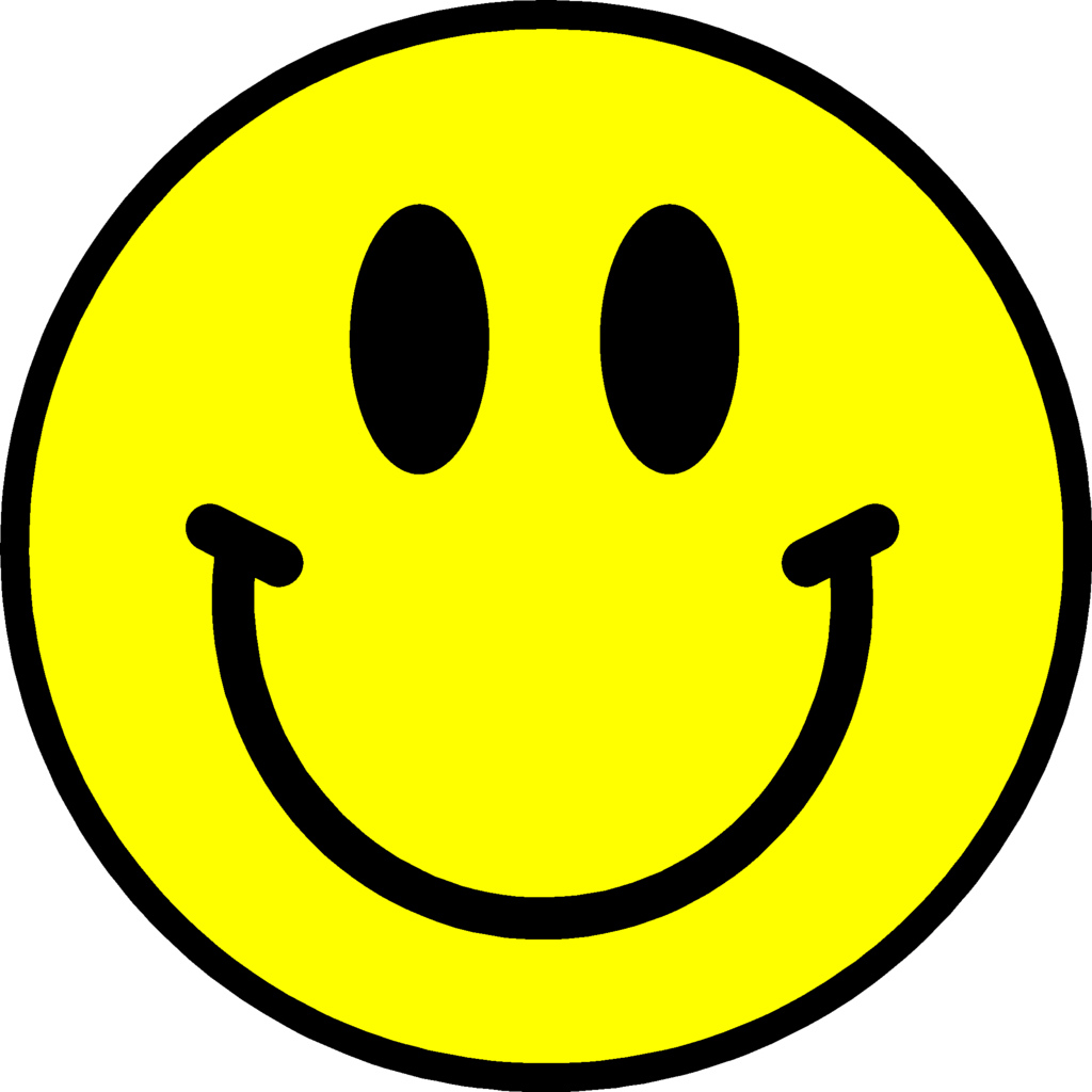 Happy Smiley Face Clipart