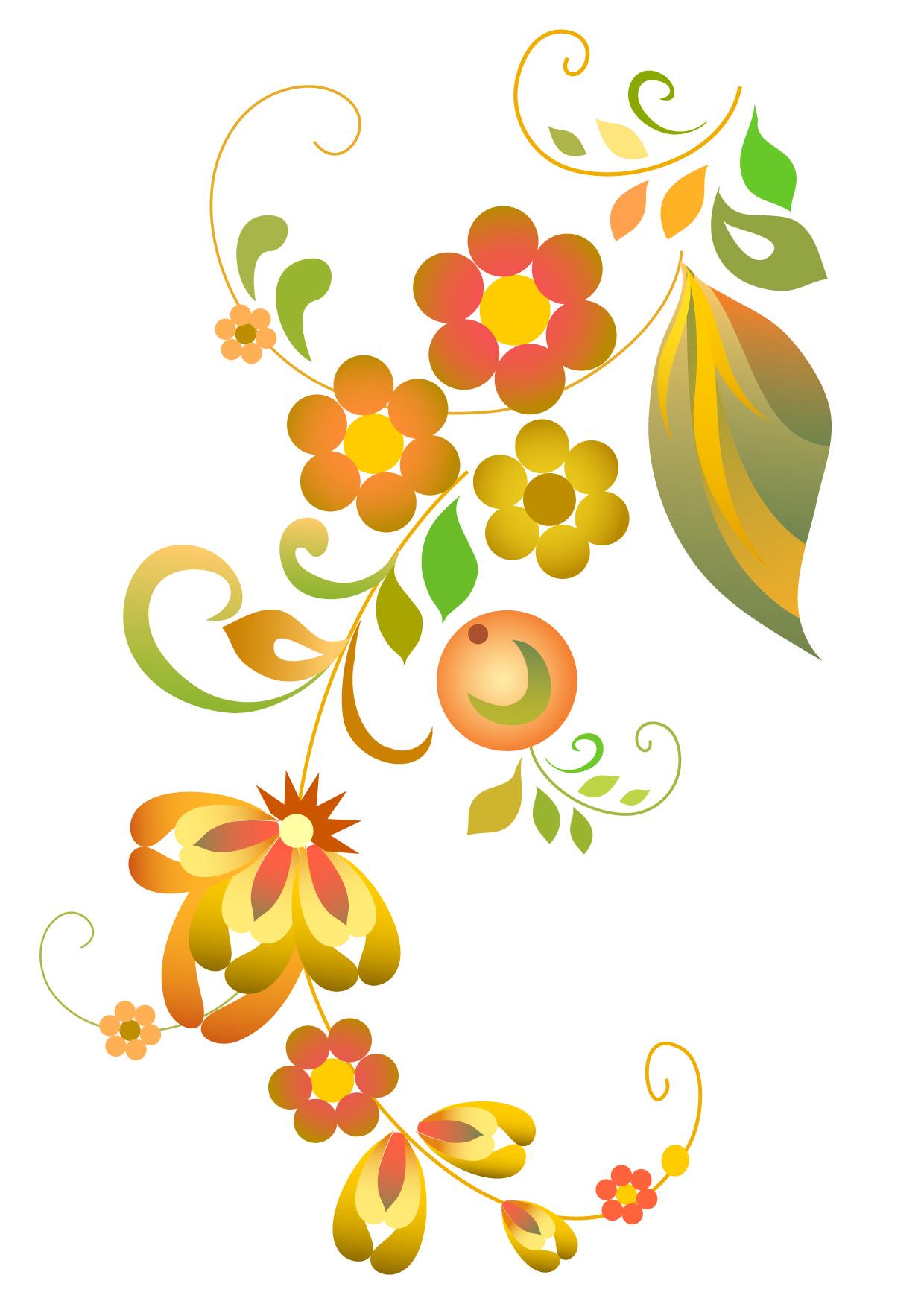 Free Flower Vector Art - ClipArt Best
