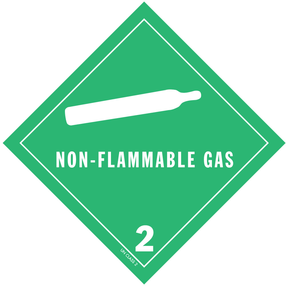 Best Gas Can >> Combustible Gas Placard - ClipArt Best