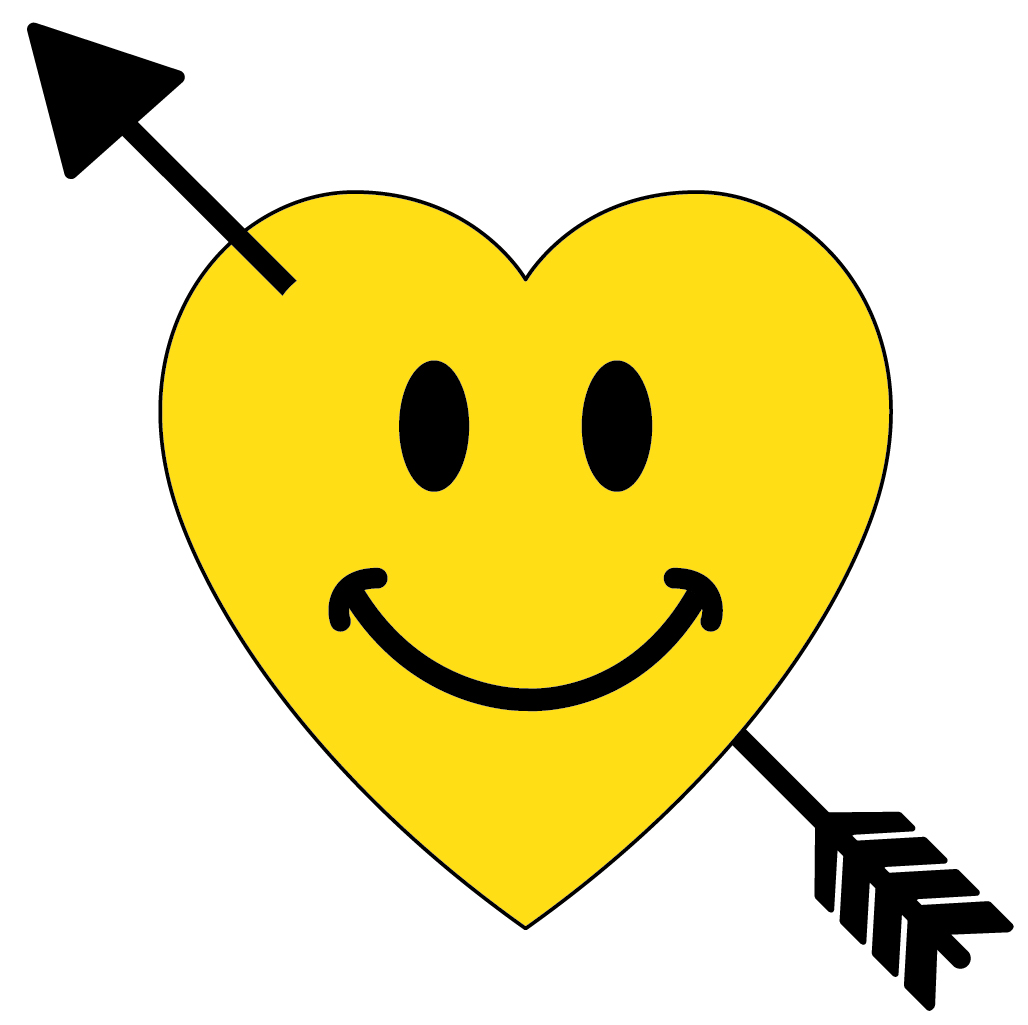 Smiley Heart - ClipArt Best