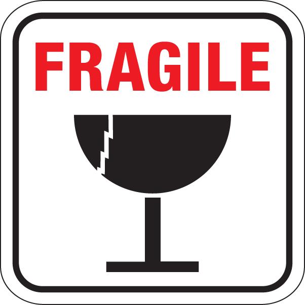 Fragile - ClipArt Best