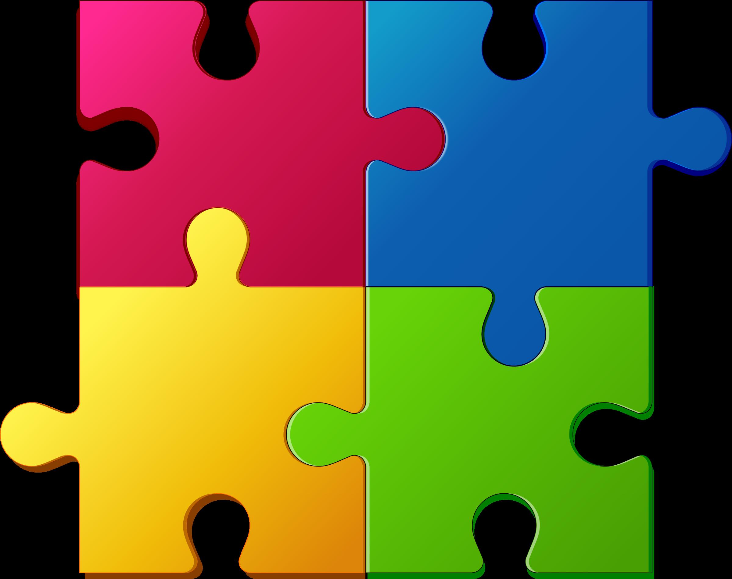 Clipart - Jigsaw-puzzle - ClipArt Best - ClipArt Best