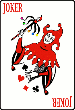 Deck Of Cards Joker - ClipArt Best
