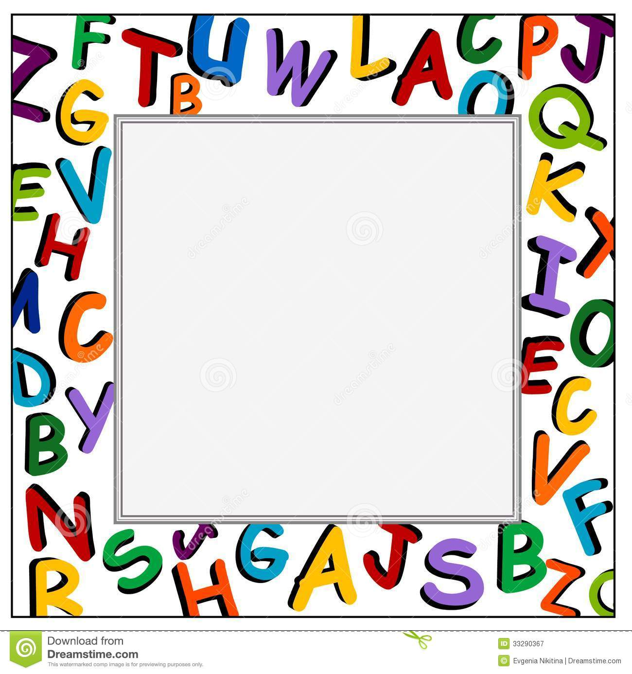 Educational Borders And Frames - ClipArt Best