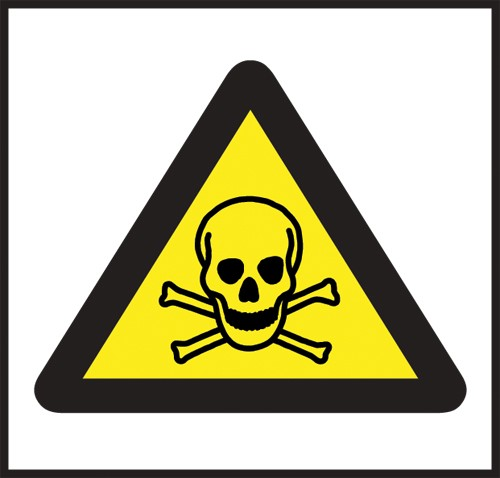 Toxic Hazard symbol. , Catersigns - ClipArt Best - ClipArt ...
