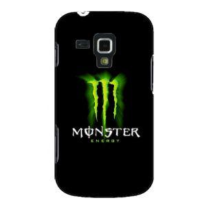 Coque Logo Monster Energie vert Galaxy Trend S7560 - Galaxy Trend ...