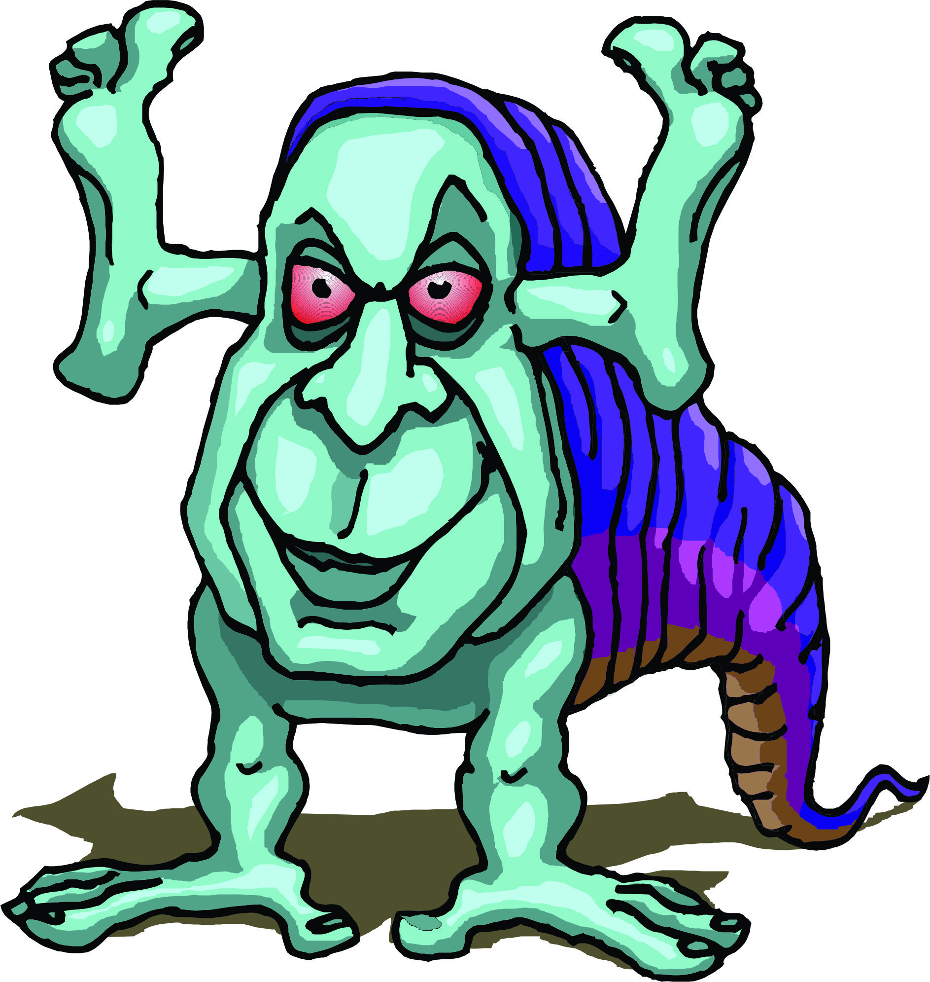 Cartoon Monsters Images - ClipArt Best