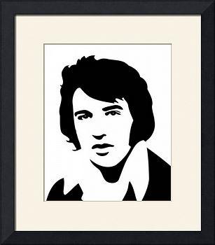 Elvis Presley Clip Art - ClipArt Best
