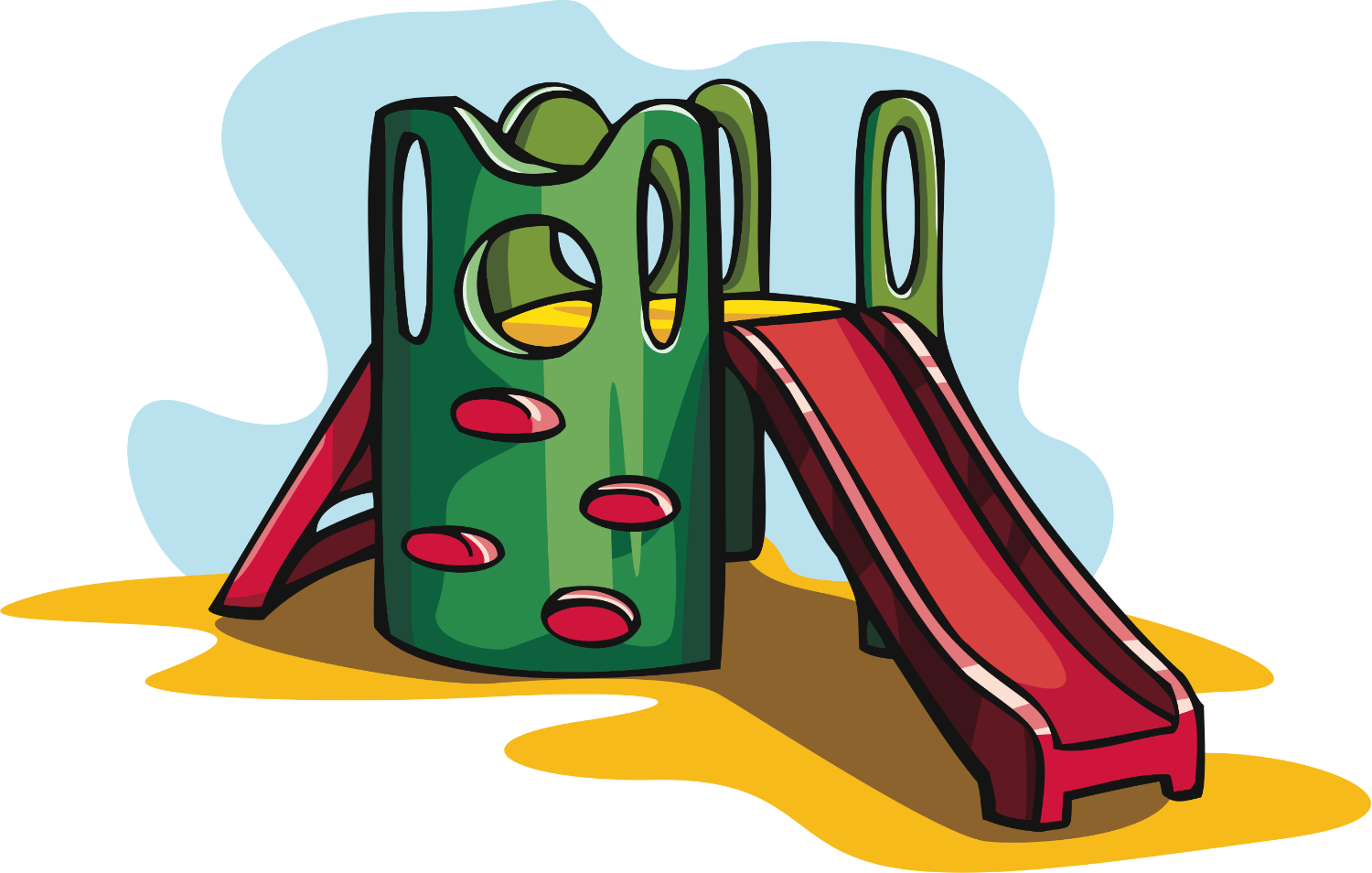 Playground Clipart - ClipArt Best