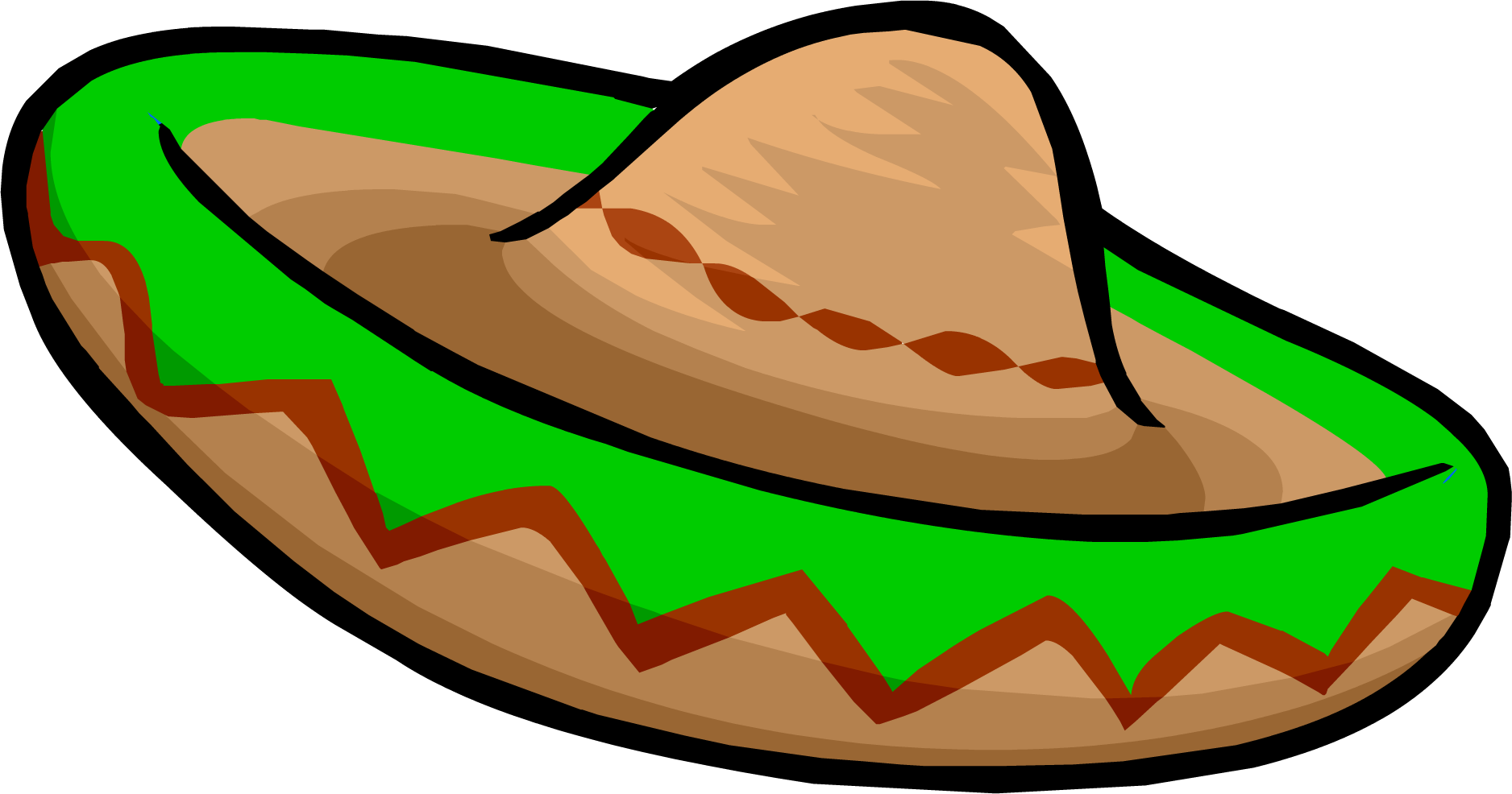 clip art mexican hat - photo #9