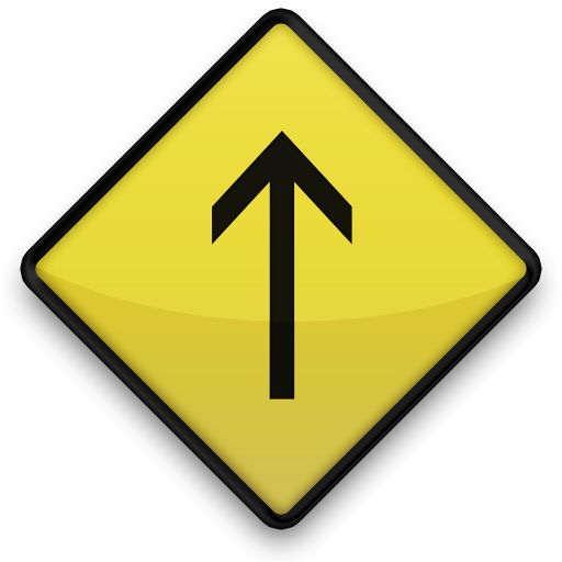 Simple North Arrow Icon #010090 » Icons Etc - ClipArt Best ...