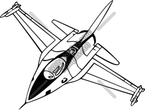 Military Fighter Jet Clipart And Vectorart Vehicles