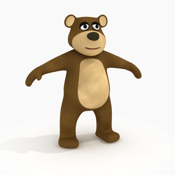 Animated Bear Pictures - ClipArt Best