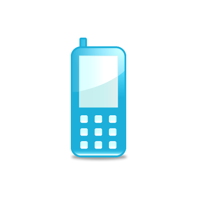 Cell Phone Icon Png Clipart Best