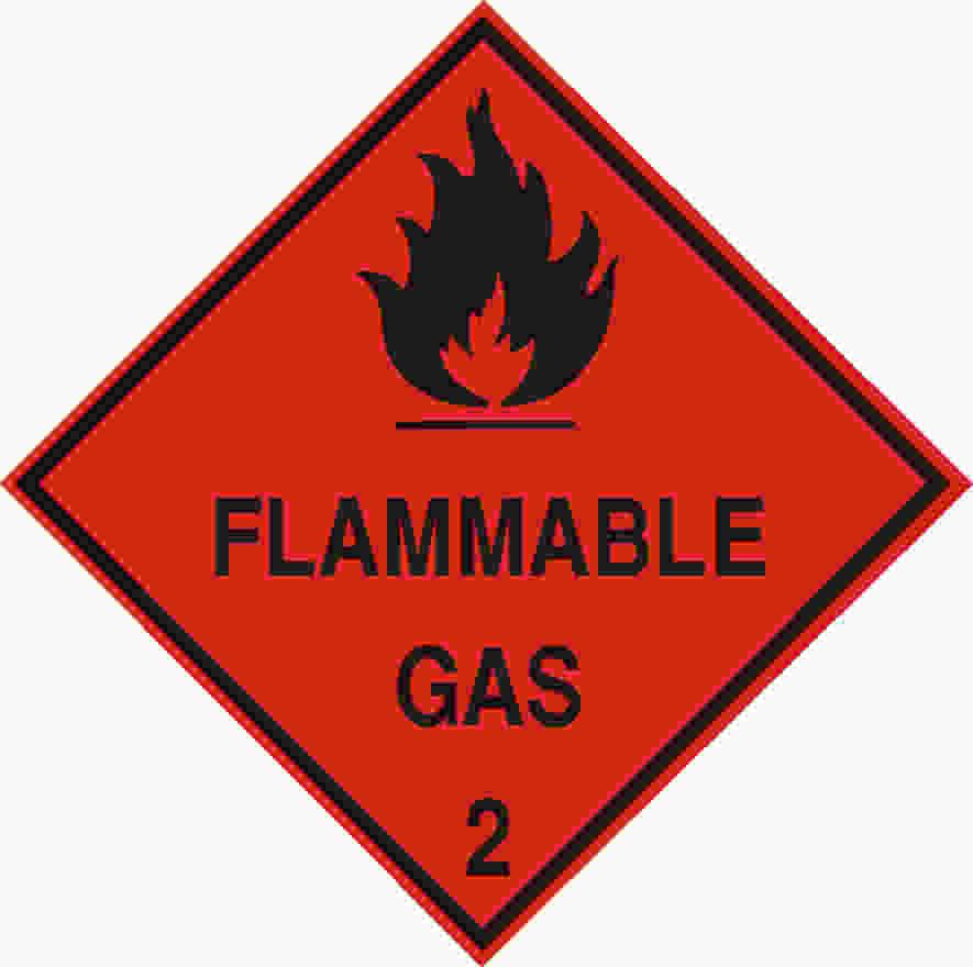 Flammable Liquid 3 Vector - ClipArt Best