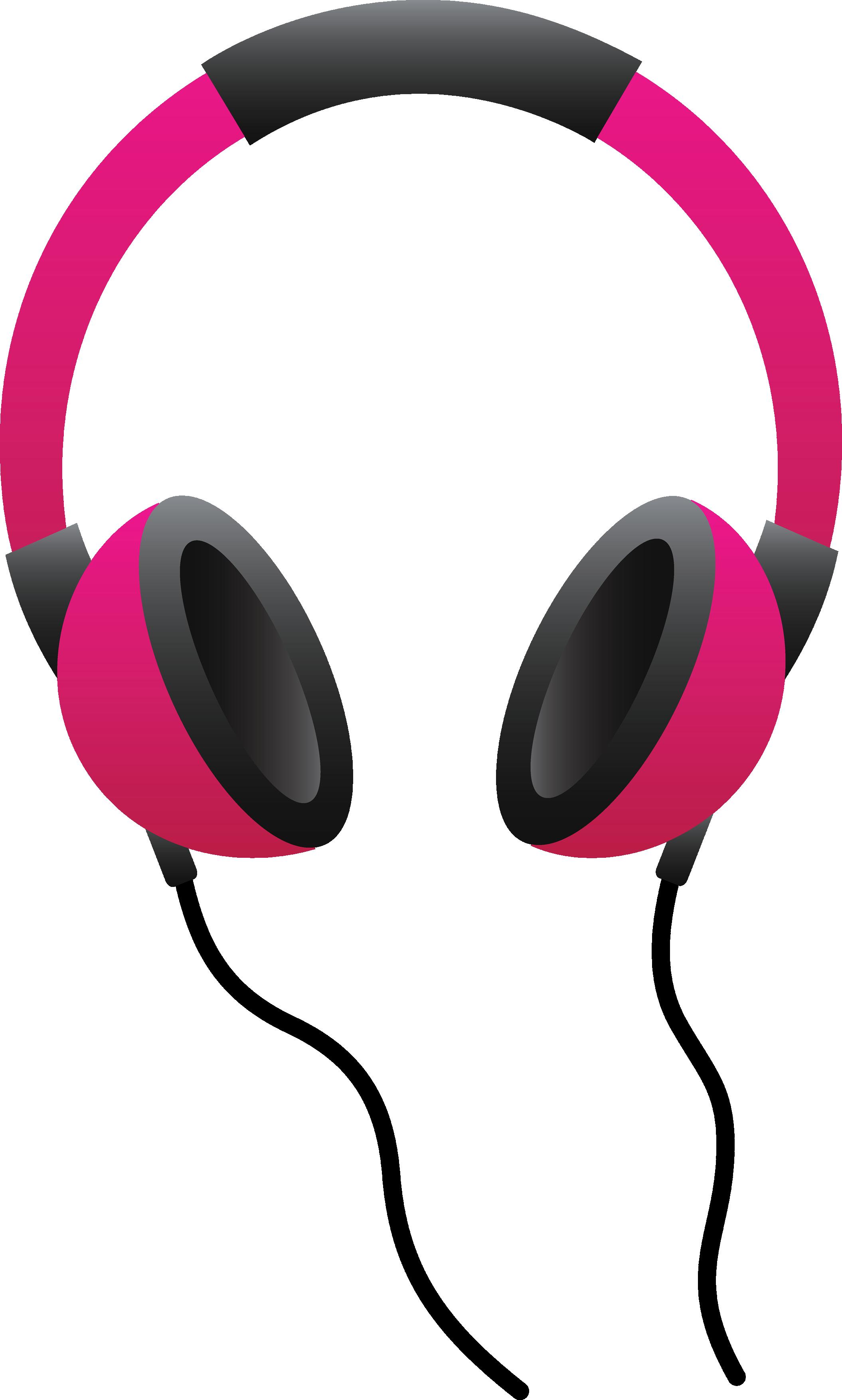 Headphones Cartoon - ClipArt Best