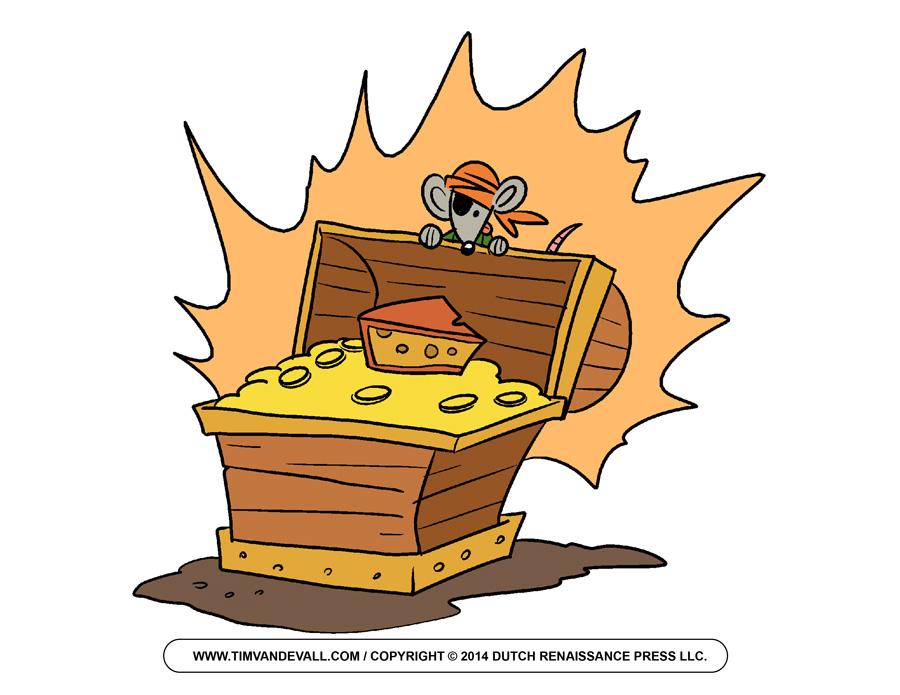 Cartoon Pirate Boat