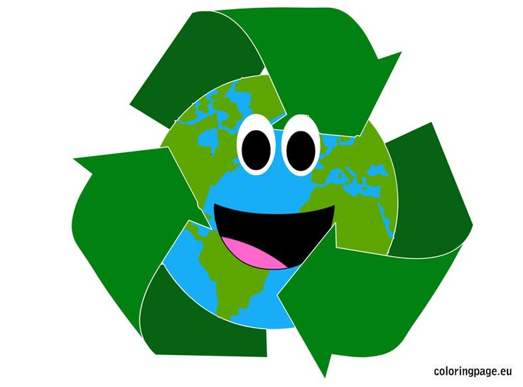Amazoncom recycling symbol