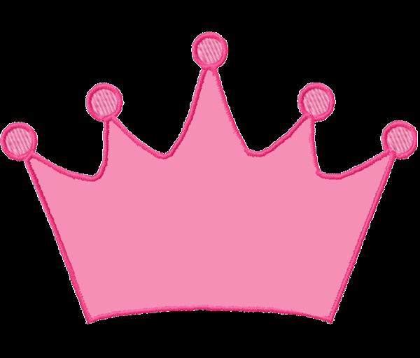 Pink Crown Cartoon Clipart Best