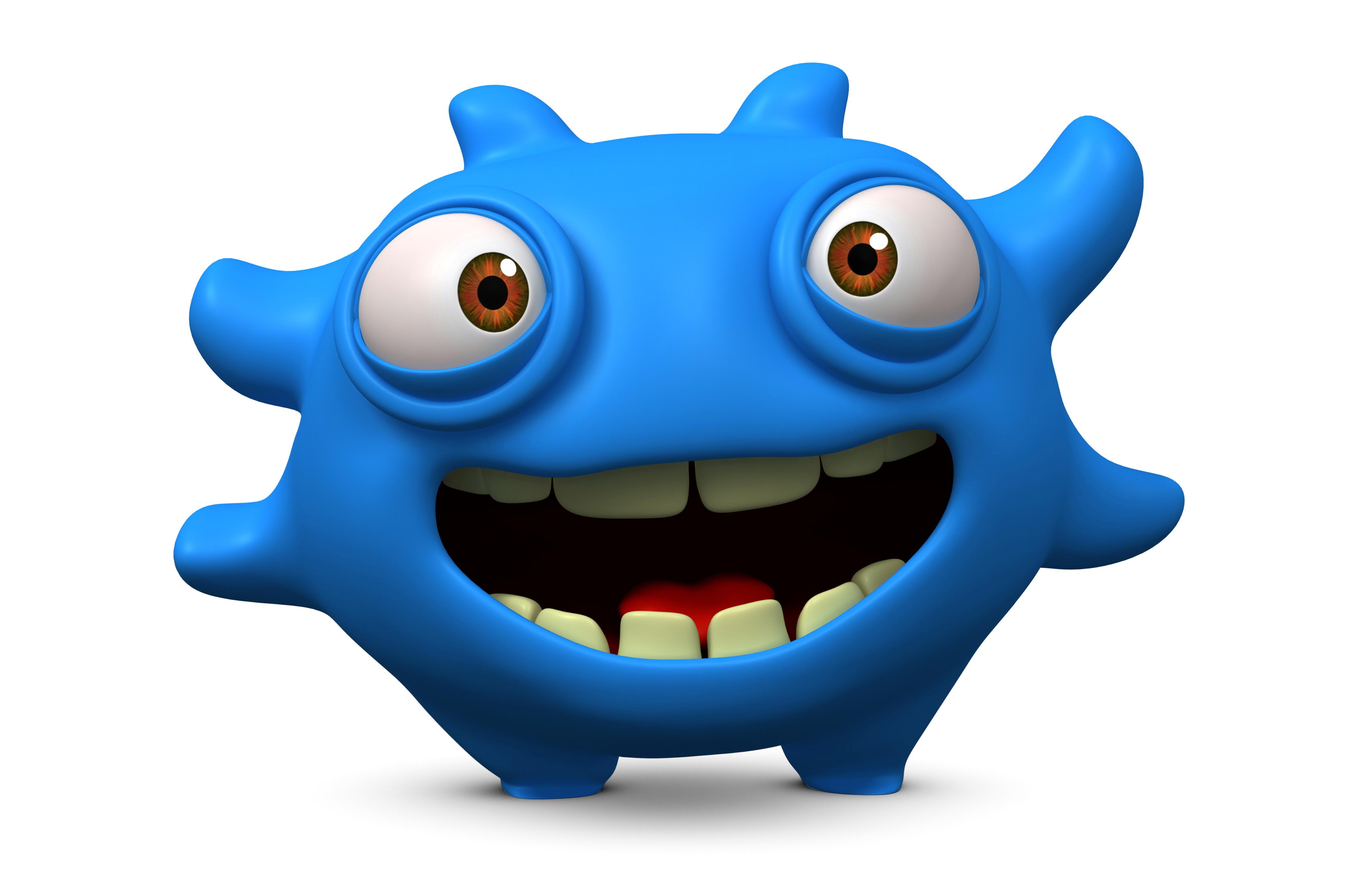 Monster Funny - ClipArt Best