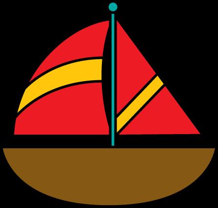 Sail Boat Clip Art - ClipArt Best