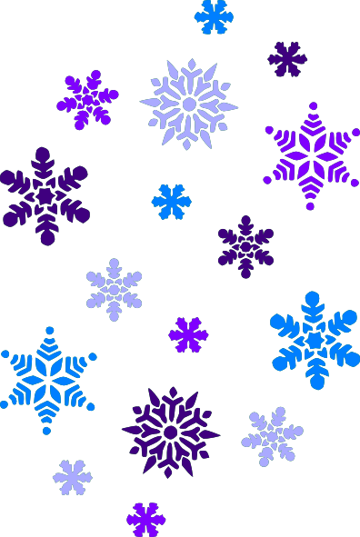 Solid dark purple bedding - Simple Snowflake Clipart Clipart Best