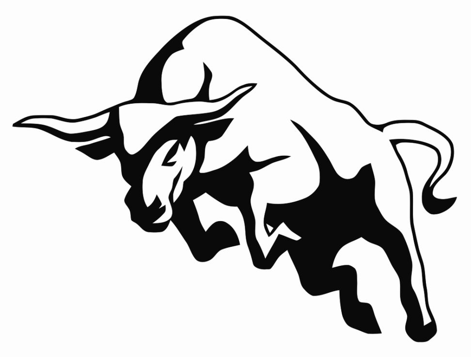 Bull Head Logo Clipart - Free to use Clip Art Resource