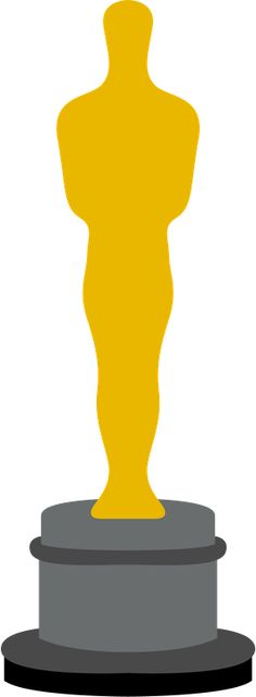 Oscar Award Clipart on academy award trophy