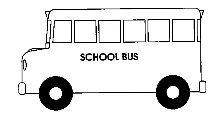 outline of a bus clipart best school bus clip art free downloads school bus clip art free black and white