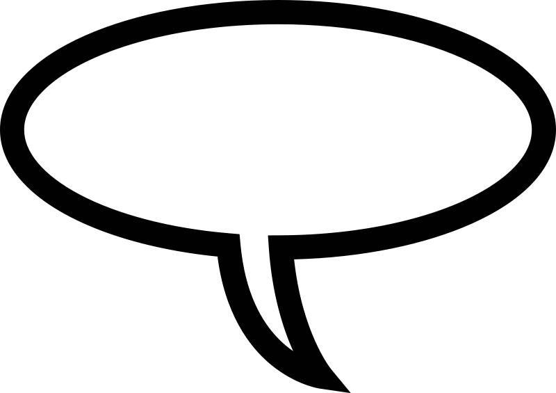 Text Bubble: Speech Bubble Png