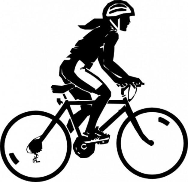 Bike Clip Art Free Steren Bike Rider clip art