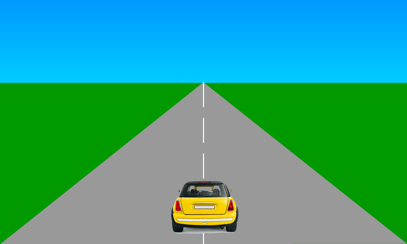 animated car on road clipart best