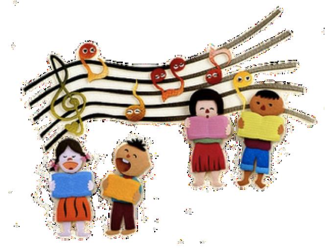 Clipart Children Singing - ClipArt Best