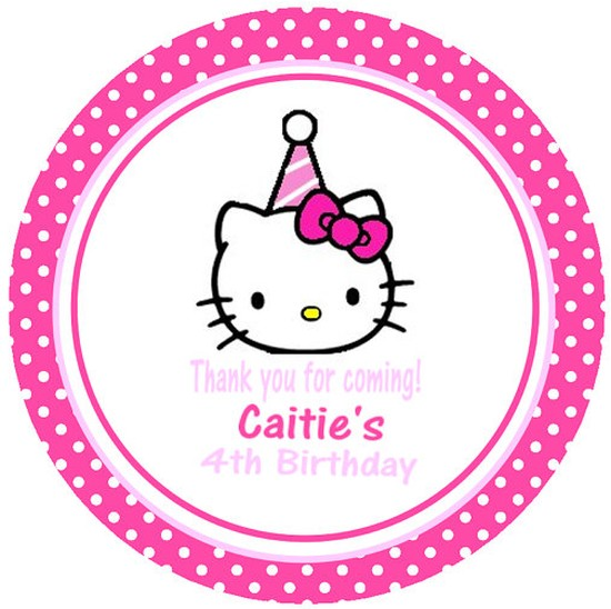 Hello Kitty Free Invitation Templates Clipart Best