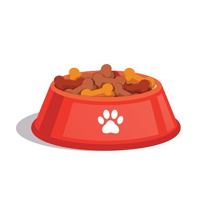 Pet Food Clipart