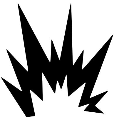 Explosive - ClipArt Best