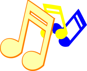Free Music Notes Clipart - ClipArt Best