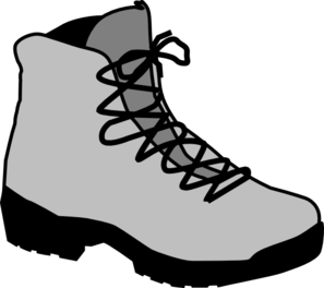 Boots Clipart Black And White - ClipArt Best