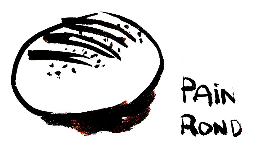 Pain coloriage clipart best - Coloriage boulangerie ...