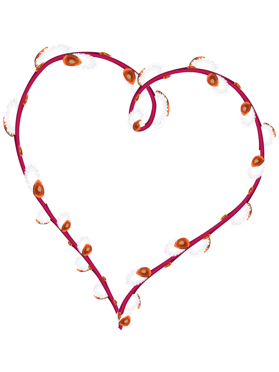 Hearts Backgrounds Heart Shape on Pink Background